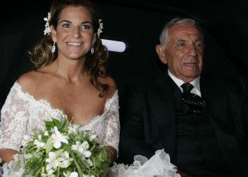 Muere el padre de Arantxa Sánchez Vicario