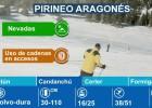 Estaciones de esquí en el Pirineo Aragonés