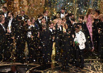 Grandes protagonistas de los Oscar