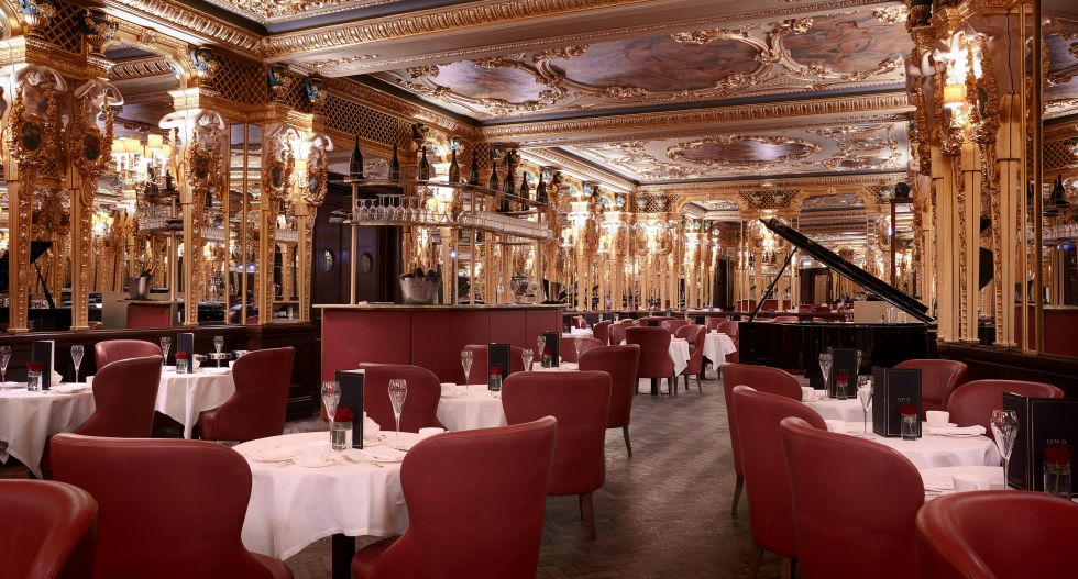 Café Royal de Londres.