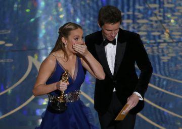 Esto es lo que hacía hace 10 años la actriz que acaba de ganar un Oscar