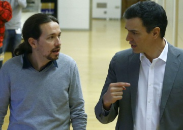 Socialist leader to ask party chiefs for support in attracting Podemos