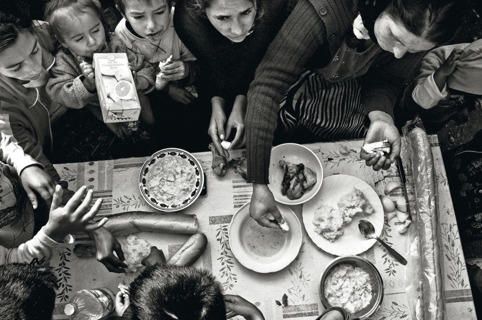 La gran familia rumana