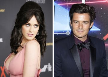 Katy Perry y Orlando Bloom, pillados