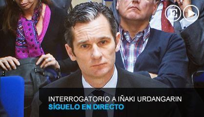 Directo |Continúa el interrogatorio a Iñaki Urdangarín por el caso Nóos