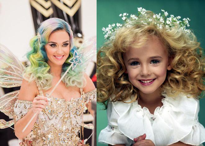 ¿Es Katy Perry la niña desaparecida JonBenét Ramsey?