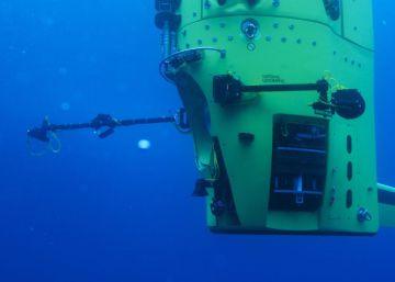 Una 'rave' en el fondo del océano