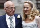 La boda de Rupert Murdoch y Jerry Hall