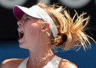 La musa del tenis moderno