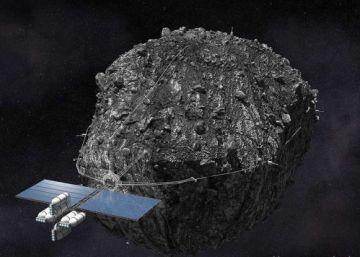 Europa planea una misión espacial para desviar la luna de un asteroide