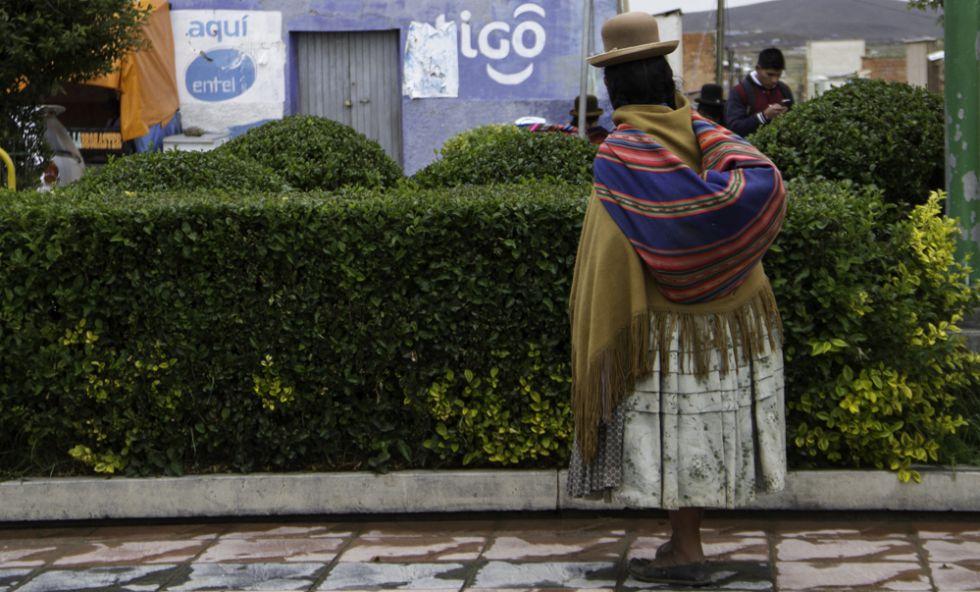 Las mujeres indígenas del área rural son uno de los grupos más vulnerables y discriminados de la sociedad boliviana.