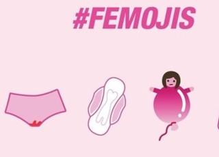 Hablemos de menstruación (con los emojis del whatsapp)