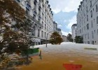 París ensaya 'la inundación del siglo'