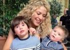 Shakira lanza una aplicación para padres primerizos