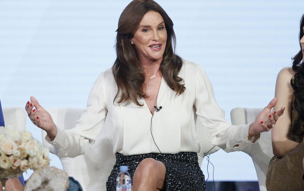 Caitlyn Jenner, durante una emisión del programa 'I Am Cait'.