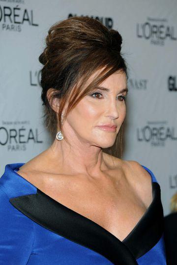 Caitlyn Jenner, en la entrega de los premios 'Glamour'.