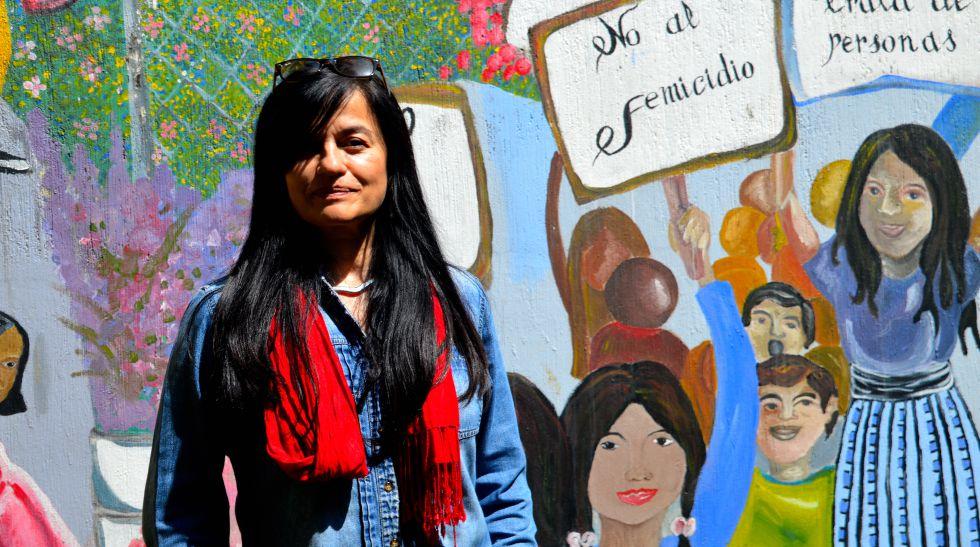 Carolina Escobar Sarti es la directora de La Alianza, encargada de proteger a las niñas y adolescentes que han sufrido abusos sexuales, violaciones o que han sido víctimas de la trata de personas en Guatemala.