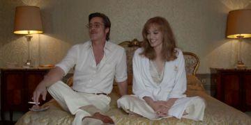 En 'Frente al mar', Jolie y Pitt interpretan a una pareja que atraviesa la desidia sentimental. Algunos han hecho sus lecturas: están narrando su propia vida.