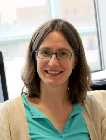 La bióloga Susana González.
