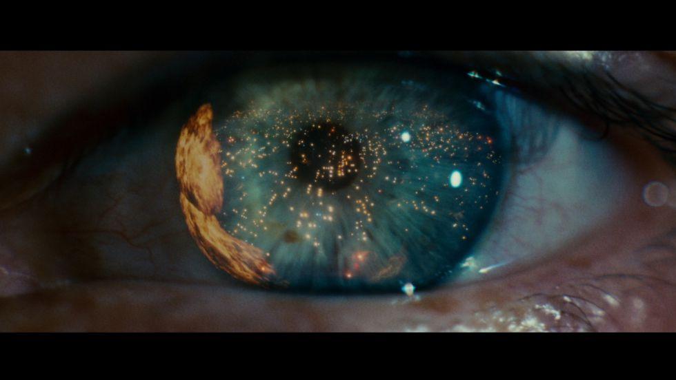 Fotograma de la secuencia inicial de la película 'Blade Runner'