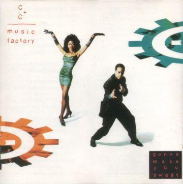 La portada del disco de C+C Music Factory: la señorita que aparece no es la verdadera cantante del grupo.