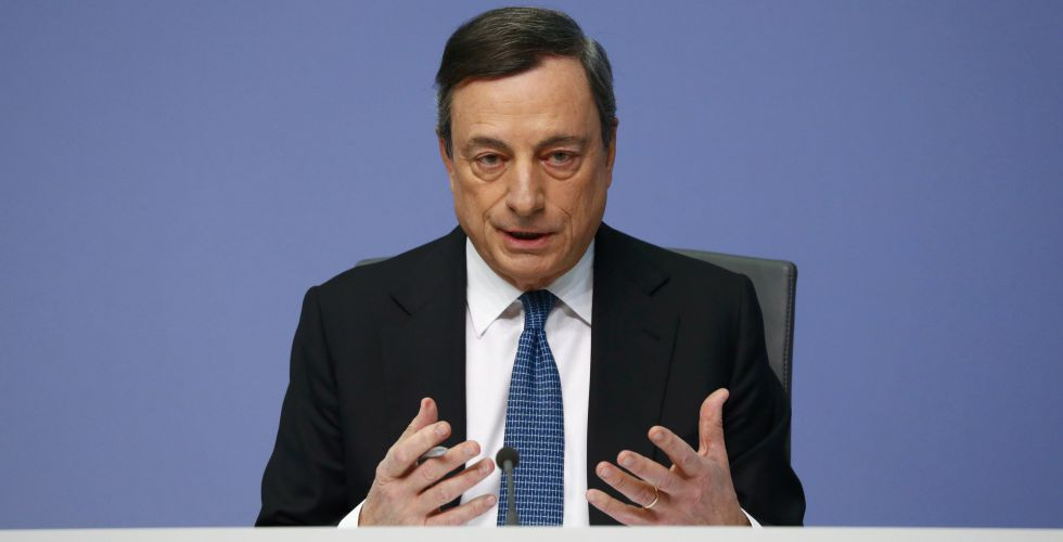 Dragjo anuncia las nuevas medidas del BCE