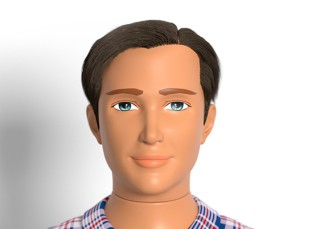 Así es el Ken 'normal' (y no nos gusta nada de nada)