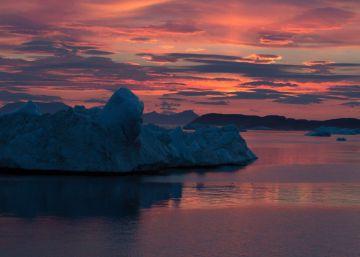 El último hielo de Sierra Nevada está desapareciendo