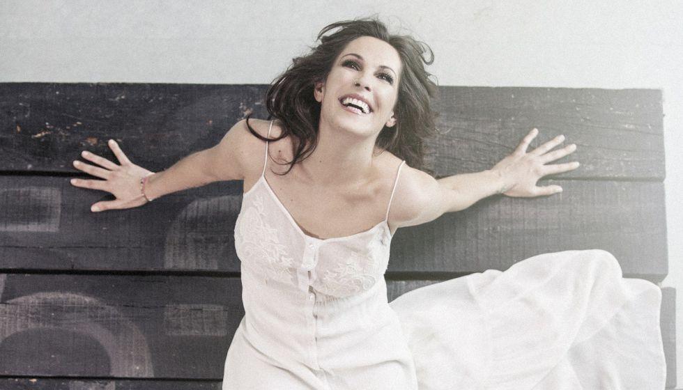 La cantante Malú, en una imagen promocional de su último disco.
