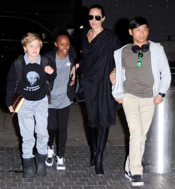 Querida Angelina, odiada Jolie