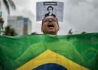 Protesta contra el Gobierno de Brasil