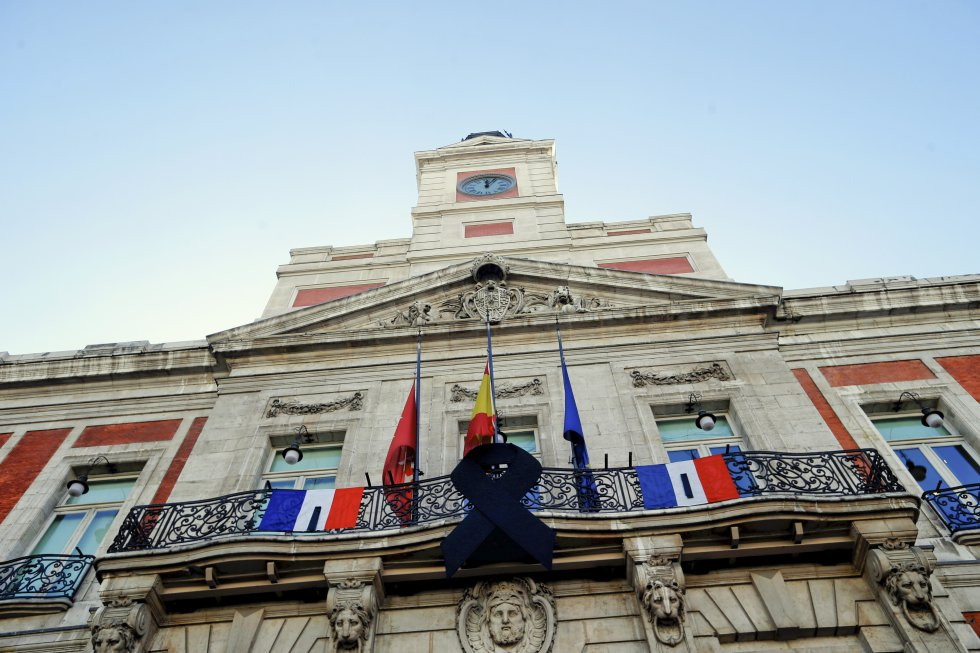 Real Casa De Correos Sede De La Comunidad De Madrid Fotos