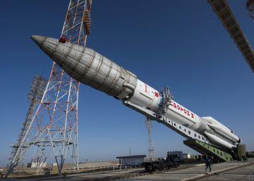 Europa lanza su misión para buscar vida en Marte