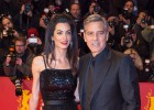 Amal Clooney, amenazada de muerte