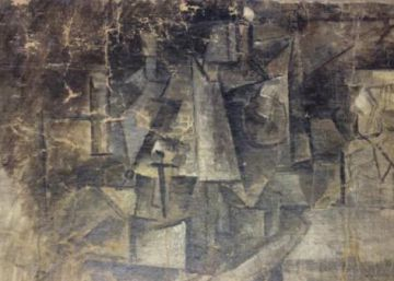 Stolen Picasso turns up in New York