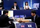 La inteligencia artificial gana al campeón humano de Go