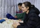 Angelina Jolie pide soluciones para los refugiados sirios
