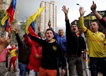Paro nacional 2016: Colombia protesta contra la política de Santos