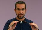 Iglesias cesa a Sergio Pascual en plena crisis interna de Podemos