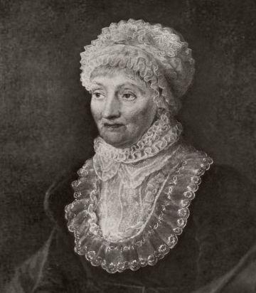 Caroline Herschel biografia