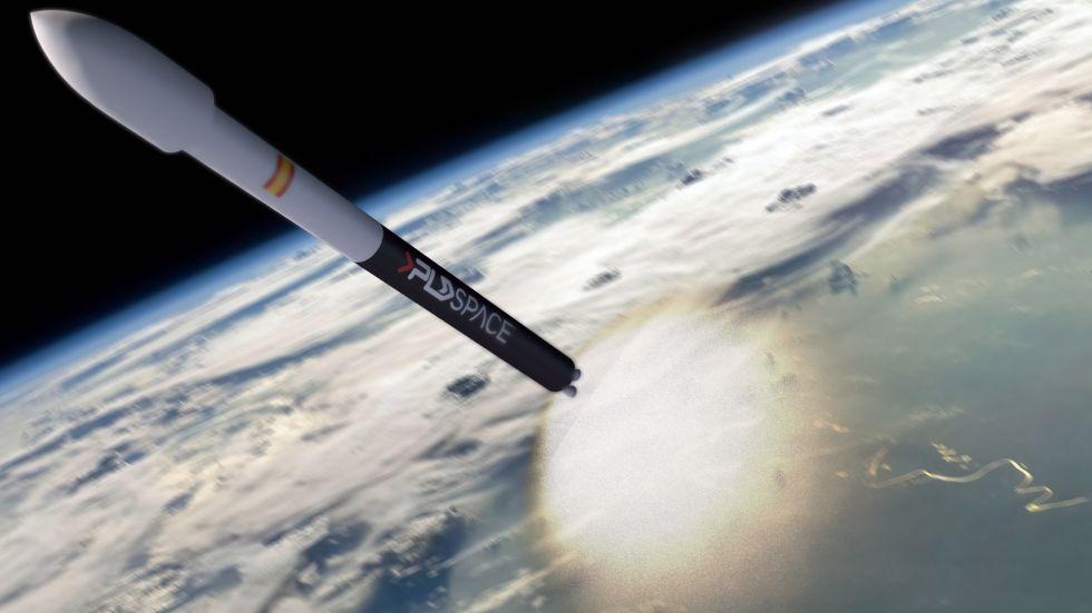 Así serán los lanzamientos de PLD Space.