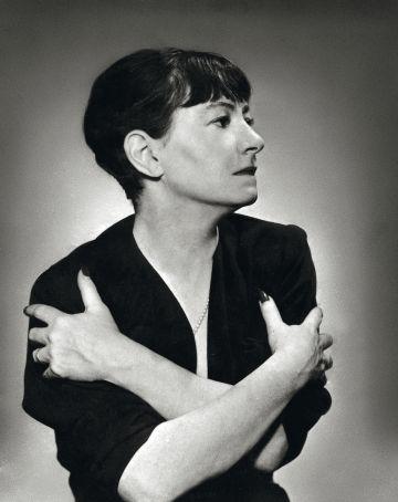 Dorothy Parker a los 42 años.