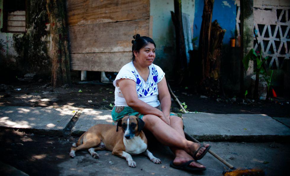 El refugio trasfronterizo de Chiapas