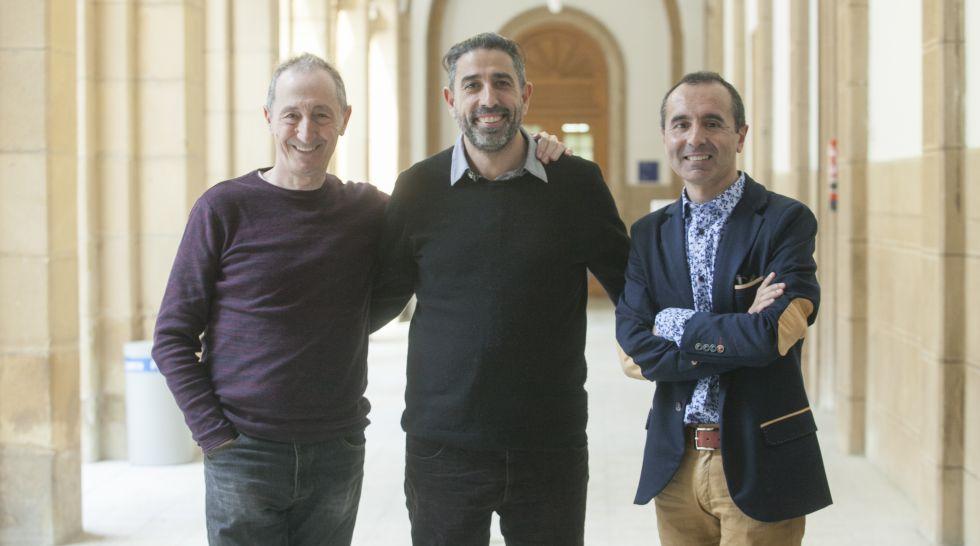 Miguel Ángel Lozoya, Paco Abril y Octavio Salazar, defienden la igualdad de género real.