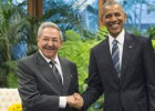 Visita de Obama a Cuba: encuentro con Raúl Castro