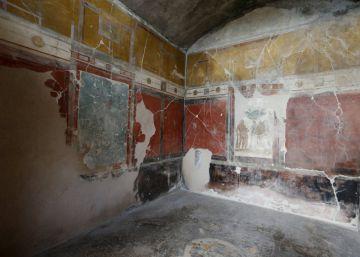 Seis casas pompeyanas restauradas