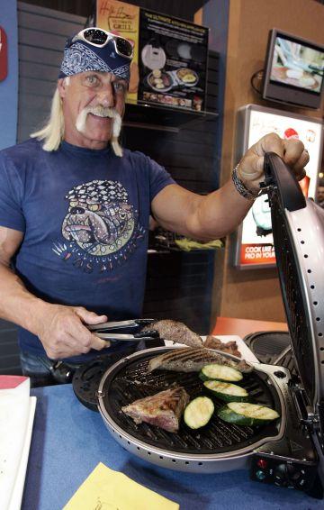 Hulk Hogan, en una foto de archivo de 2007.