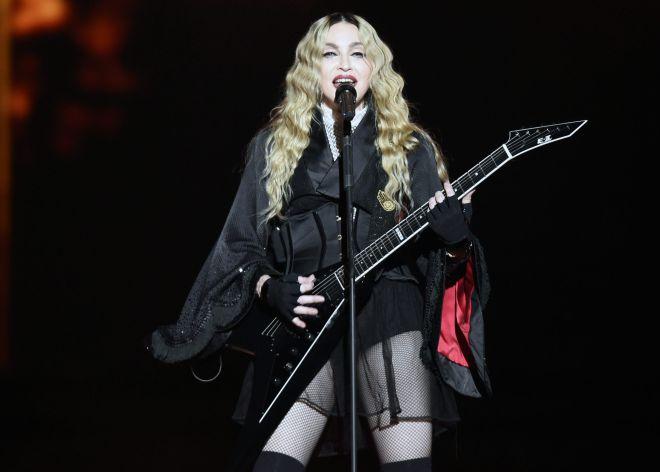 Poliédrica, multidisciplinar, diva, icono, tótem. En definitiva: Madonna.