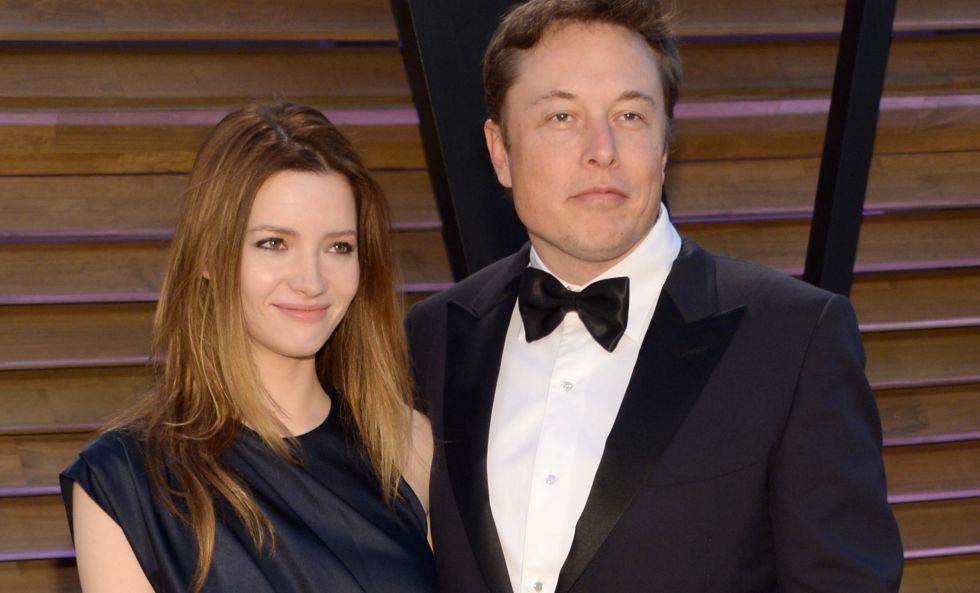 Elon Musk y Talulah Riley se divorcian