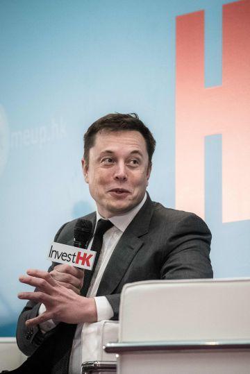 El millonario Elon Musk, un de los 100 hombres más ricos del mundo, según 'Forbes'.